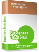 Especialista en Terapia Sexual